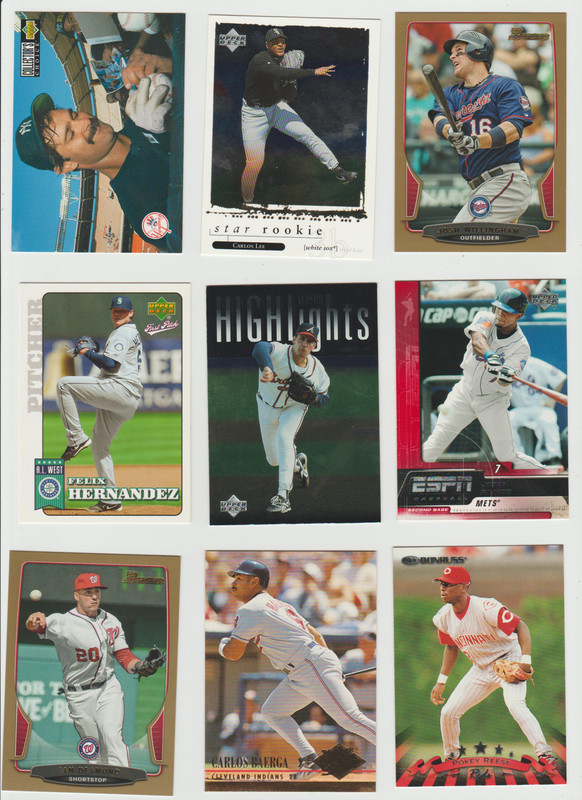BB Cards F/S .10 cents Each (NEW LIST) Scanned Adding More 066