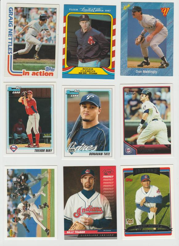BB Cards F/S .10 cents Each (NEW LIST) Scanned Adding More 077