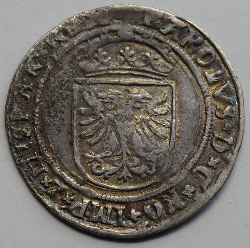 Real s.F (1521-1545) Carlos V, Amberes de Brabante DSC02461