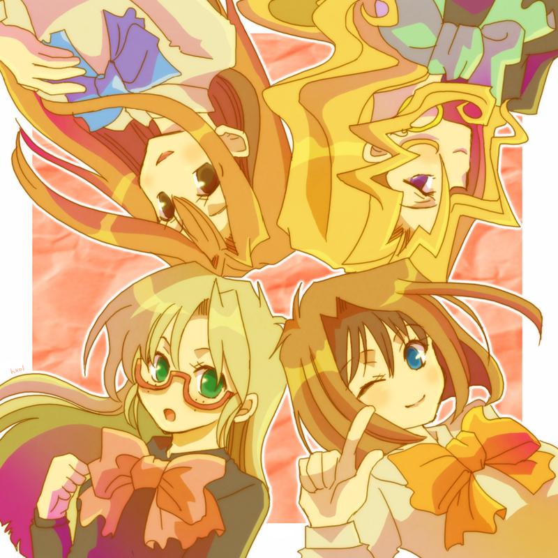 Hình vẽ Anzu Mazaki bộ YugiOh (vua trò chơi) 1_Anzup_16