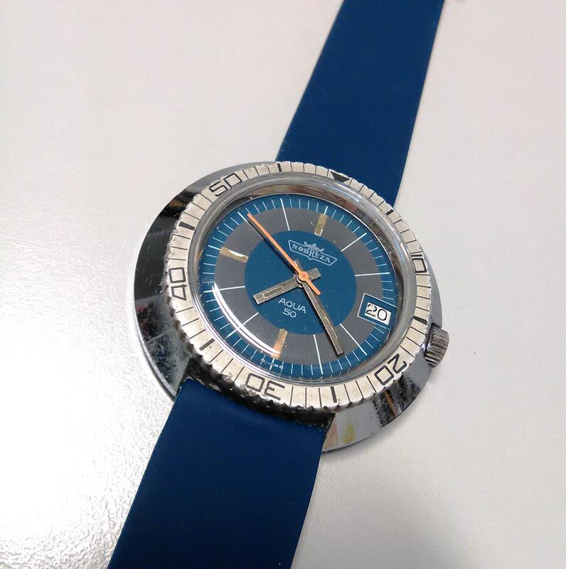 Relógios de mergulho vintage - Página 7 Nobreza