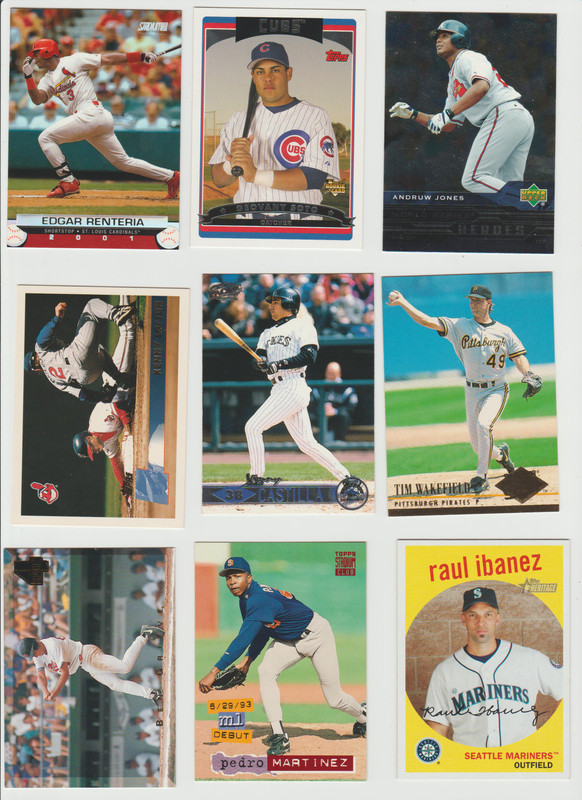 BB Cards F/S .10 cents Each (NEW LIST) Scanned Adding More 083