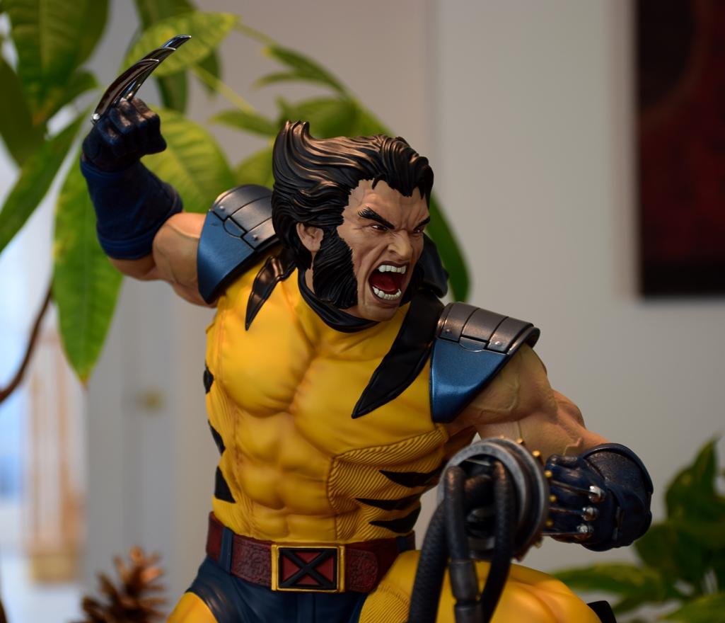Premium Collectibles : Wolverine - Comics Version - Page 11 Image
