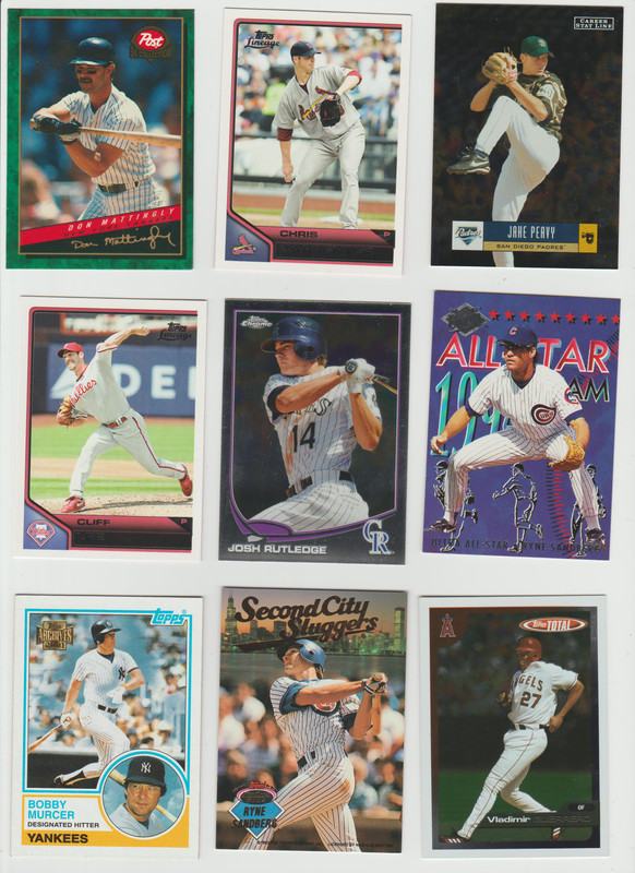 BB Cards F/S .10 cents Each (NEW LIST) Scanned Adding More 043