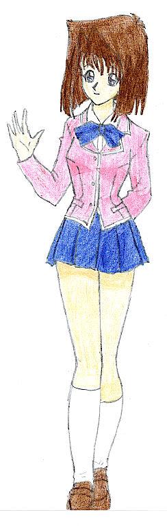 Hình vẽ Anzu Mazaki bộ YugiOh (vua trò chơi) - Page 33 6_Anzup_140