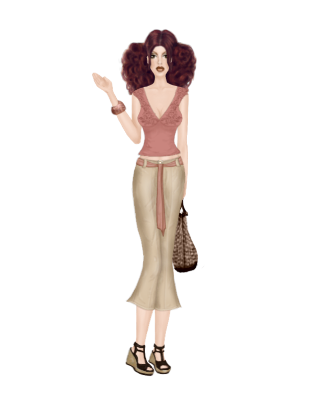 Outfits Summer_outfit_4_tammys_contest