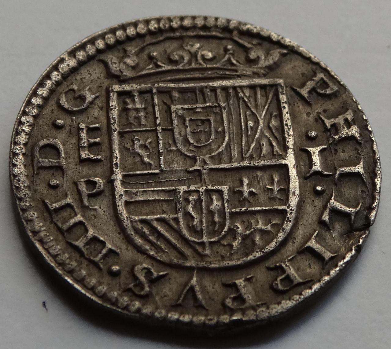 1 Real de 1628. Felipe IV, Segovia DSC02325