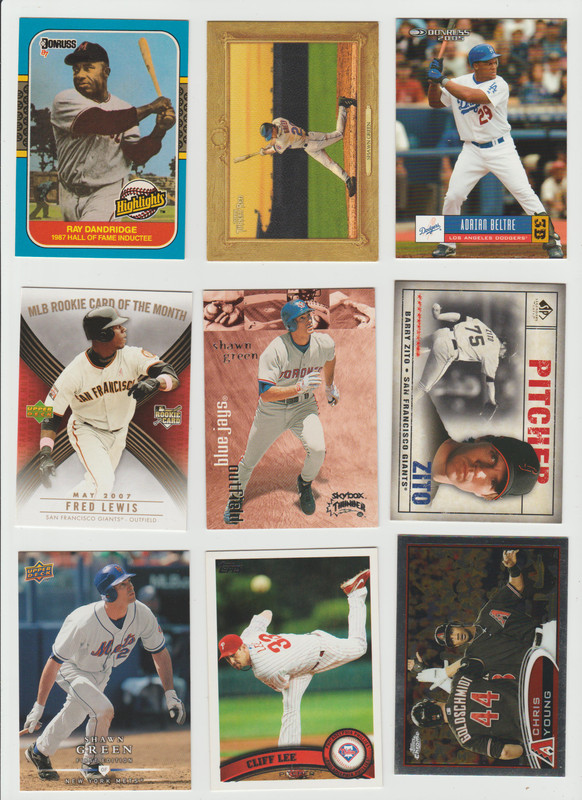 BB Cards F/S .10 cents Each (NEW LIST) Scanned Adding More 009