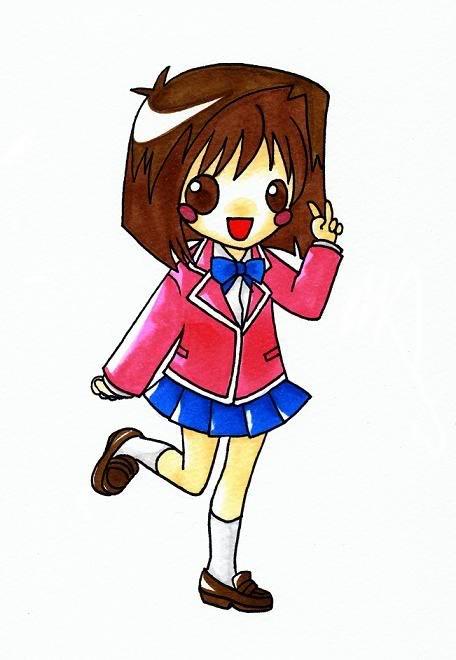 Hình vẽ Anzu Mazaki bộ YugiOh (vua trò chơi) - Page 33 6_Anzup_184