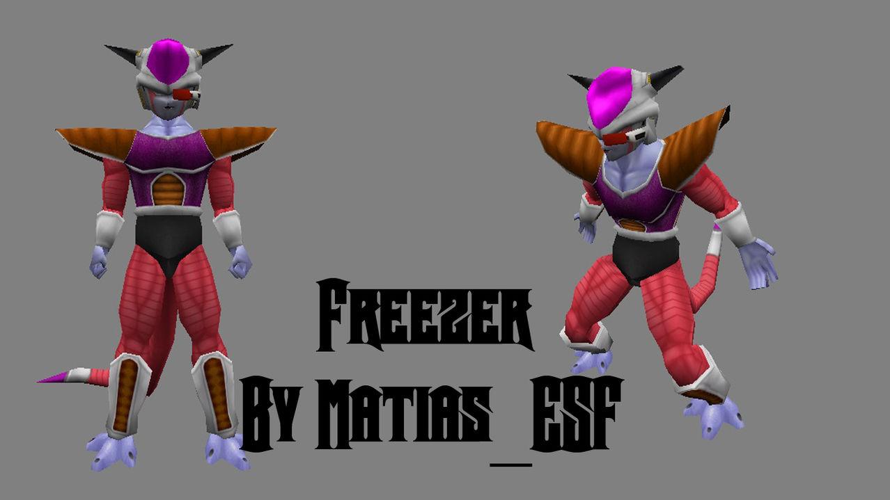 [Model Sin Amxx] Freezer Forma 1 by Matias_ESF Sin_t_tulo_1