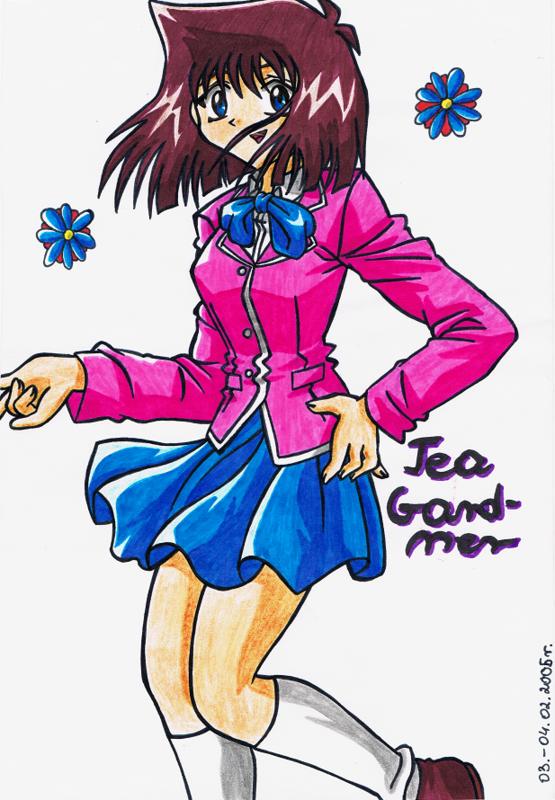 Hình vẽ Anzu Mazaki bộ YugiOh (vua trò chơi) 1_Anzup_20