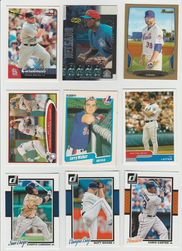 BB Cards F/S .10 cents Each (NEW LIST) Scanned Adding More 011