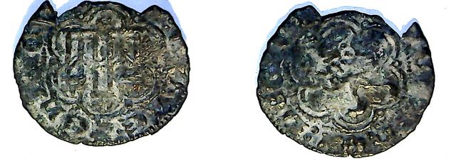 Blanca de Enrique III (1390-1406) de Sevilla N_11
