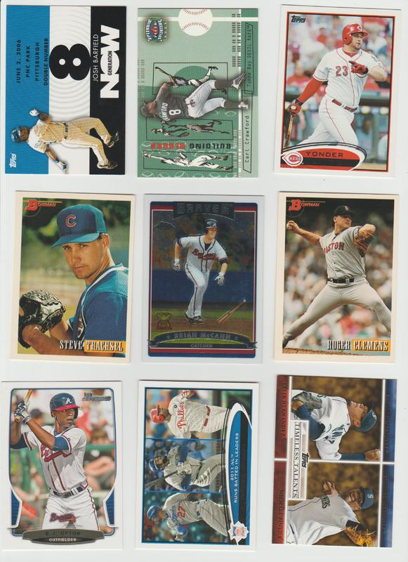 BB Cards F/S .10 cents Each (NEW LIST) Scanned Adding More 088