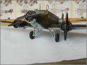Ju-52 1/72 (Italeri) Image