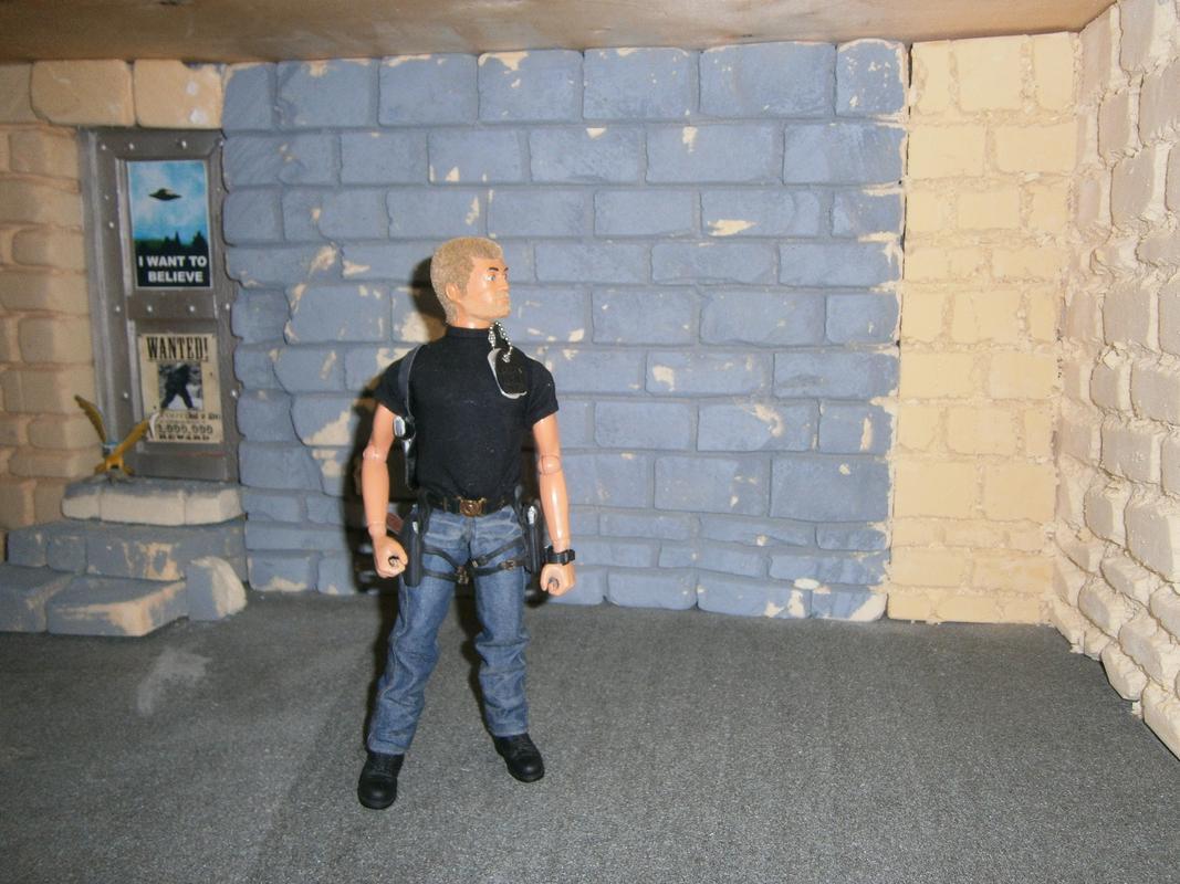 BAM HQ Garage / Armoury  P9150002