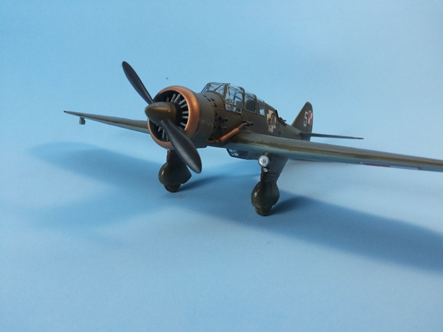 "PZL 23 ""Karas"" - Heller 1/72 PZL_64"