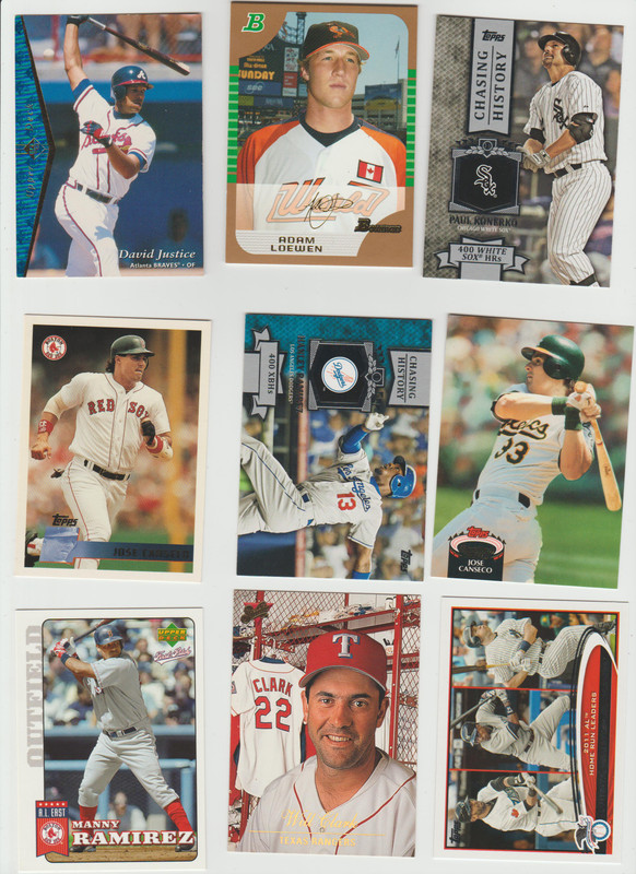 BB Cards F/S .10 cents Each (NEW LIST) Scanned Adding More 021
