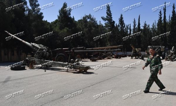 Syrian Arab Army (SAA) - Page 3 RIAN_3126201