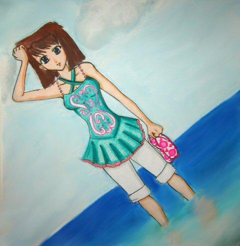 Hình vẽ Anzu Mazaki bộ YugiOh (vua trò chơi) - Page 33 6_Anzup_173