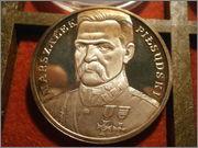 Polonia 100.000 zlotych 1990 Józef Piłsudski PB250160