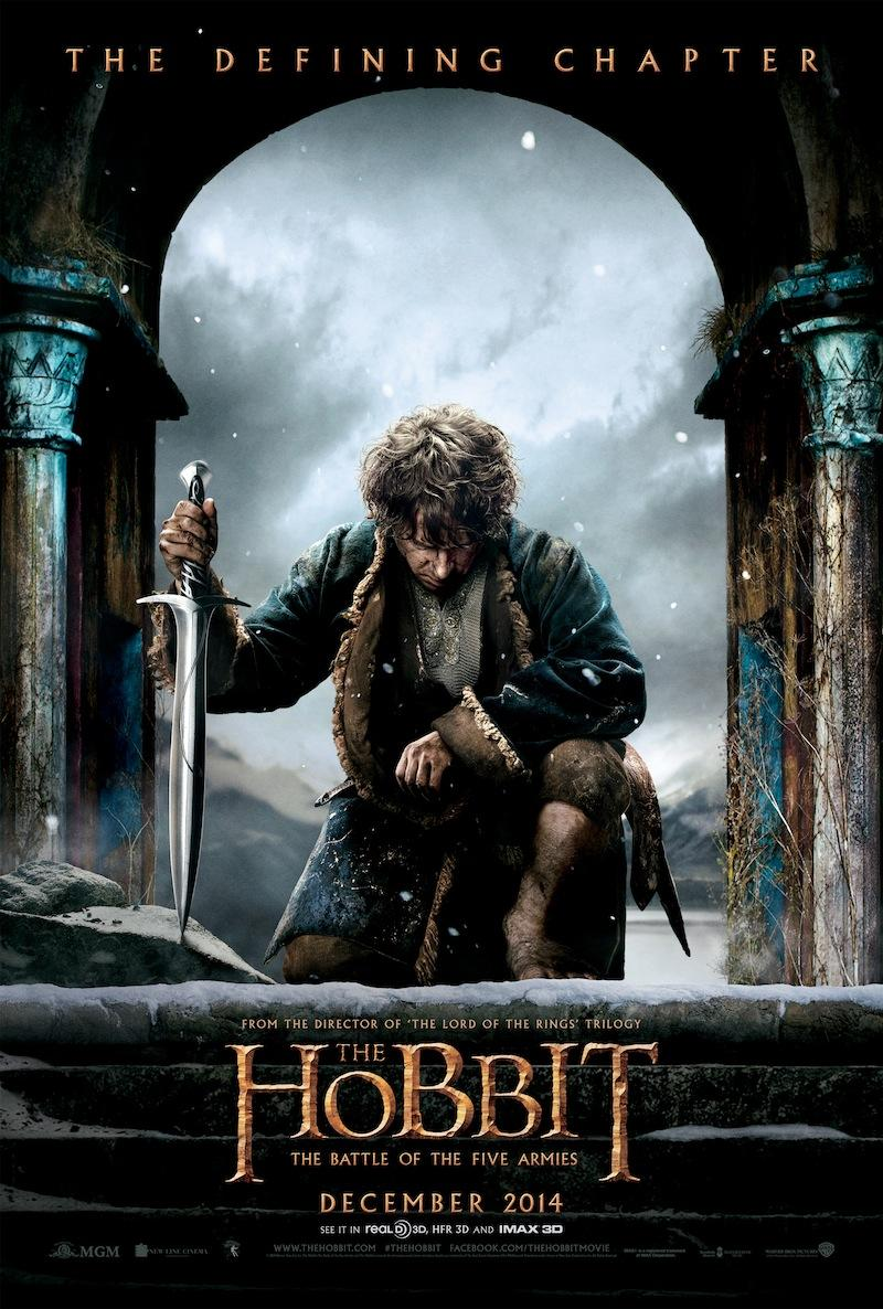 THE HOBBIT: THE BATTLE OF THE FIVE ARMIES (2014) Image