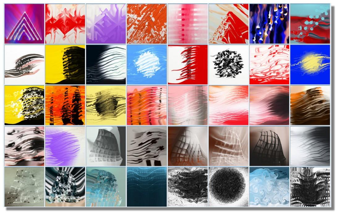 VERVE : pour les Artistes  MAIS pas seulement.... hallucinant ! Bor