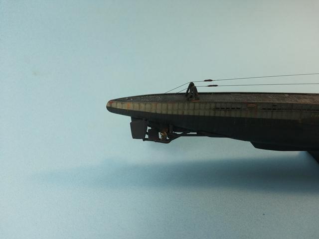 U-Boat Type VII C - Revell 1/350 U_Boat_44