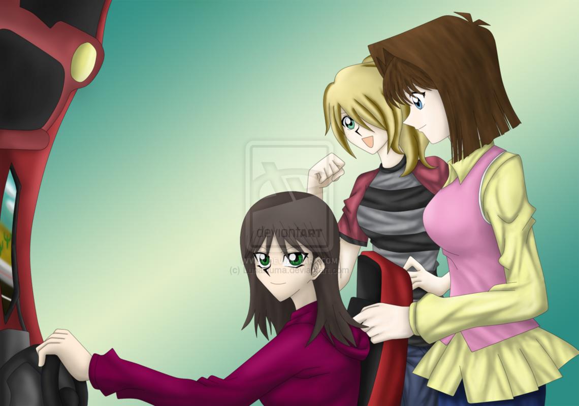 Hình vẽ Anzu Mazaki bộ YugiOh (vua trò chơi) 1_Anzup_39