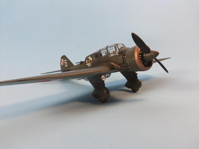 "PZL 23 ""Karas"" - Heller 1/72 PZL_65"