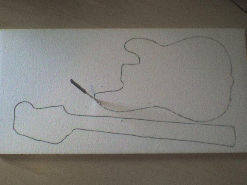 Embalando um contrabaixo elétrico para envio - Página 2 08