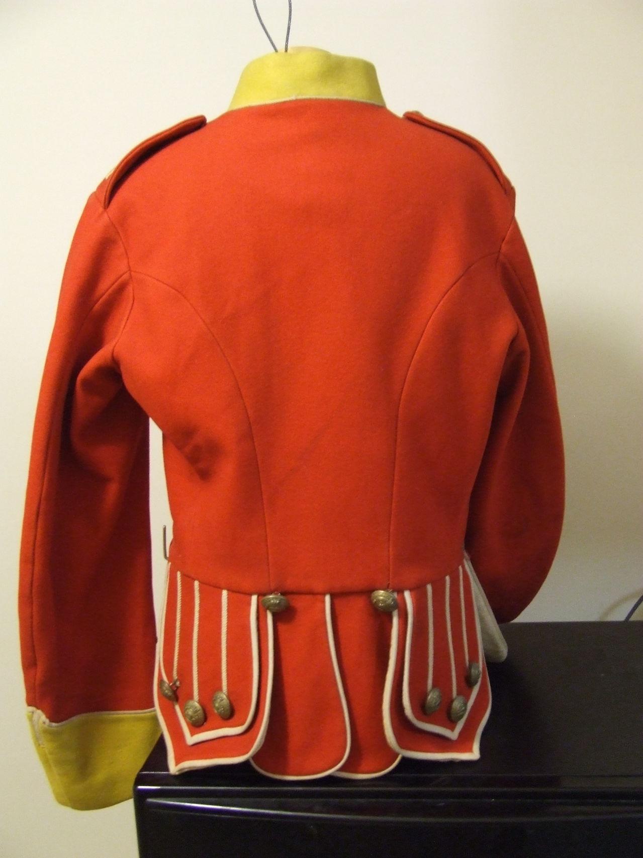 91st Canadian Highlanders Uniform 024