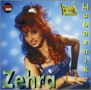 Zehra Bajraktarevic- Diskografija Zehra_Bajraktarevic_1997_Ljubavnik_prednja