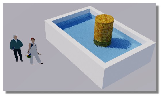 Visualizer pour Sketchup Water3