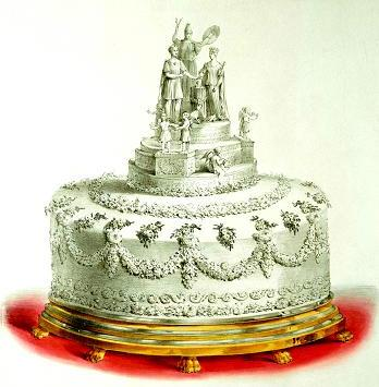 Dish of the Day - II - Page 3 Victoria_wedding_cake_11