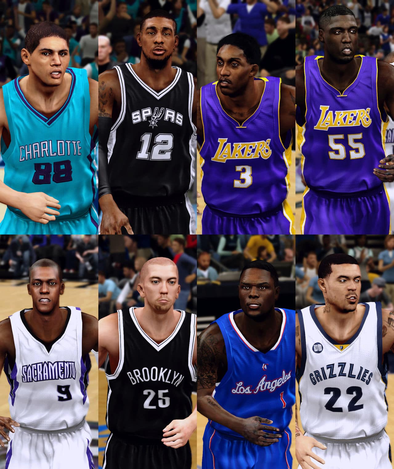 MAJOR BASKETBALL LEAGUE 2K14 - Version 5 RELEASED!!! NEW_Trades