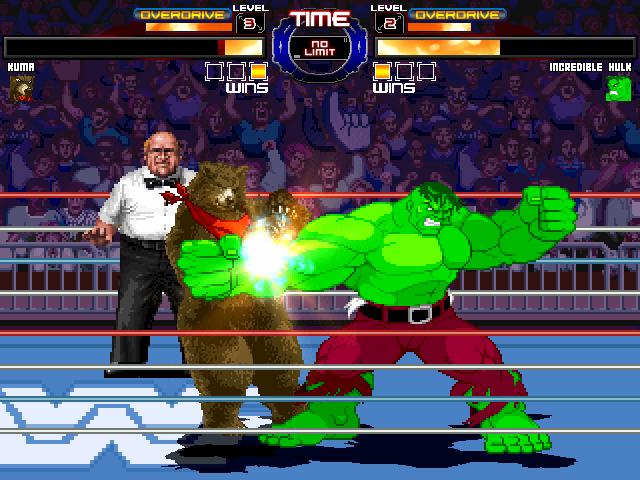 WWF-Ring Arena By Supaman2525 & OldGamer Mugen056