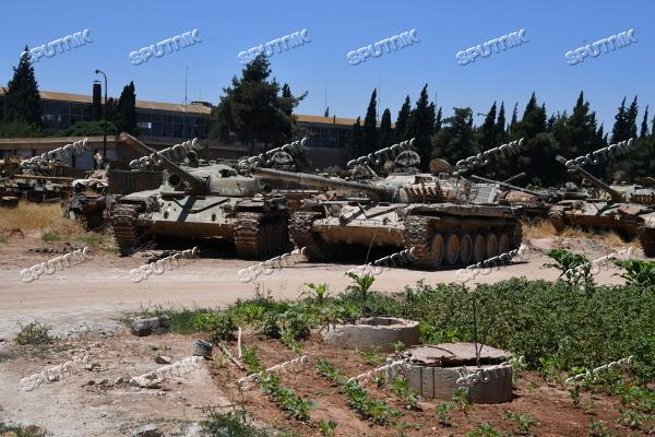 Syrian Arab Army (SAA) - Page 3 RIAN_3127757