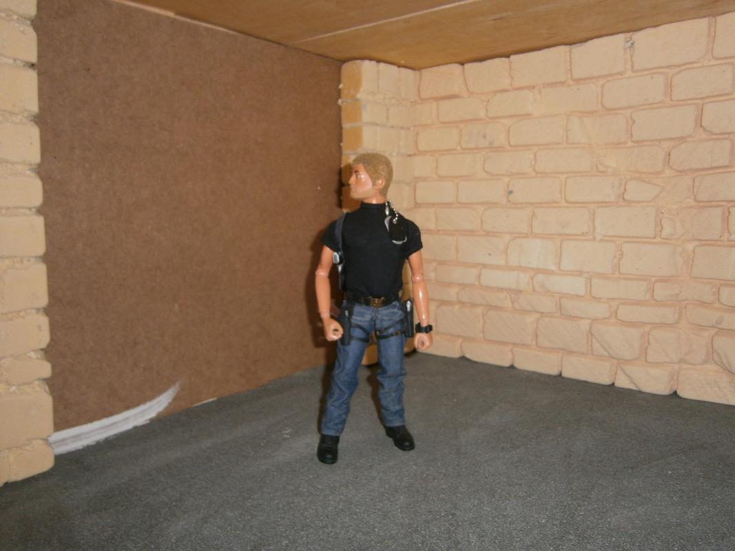 BAM HQ Garage / Armoury  P9150004