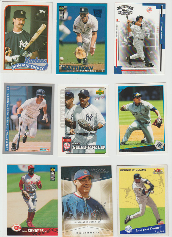 BB Cards F/S .10 cents Each (NEW LIST) Scanned Adding More 053
