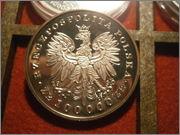 Polonia 100.000 zlotych 1990 Józef Piłsudski PB250159