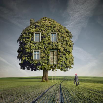 Zov anđela-Gijom Muso Wooden_house_by_kleemass-d3jc2v7