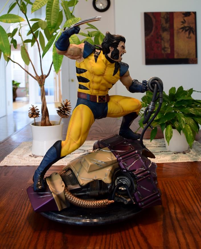 Premium Collectibles : Wolverine - Comics Version - Page 11 W11