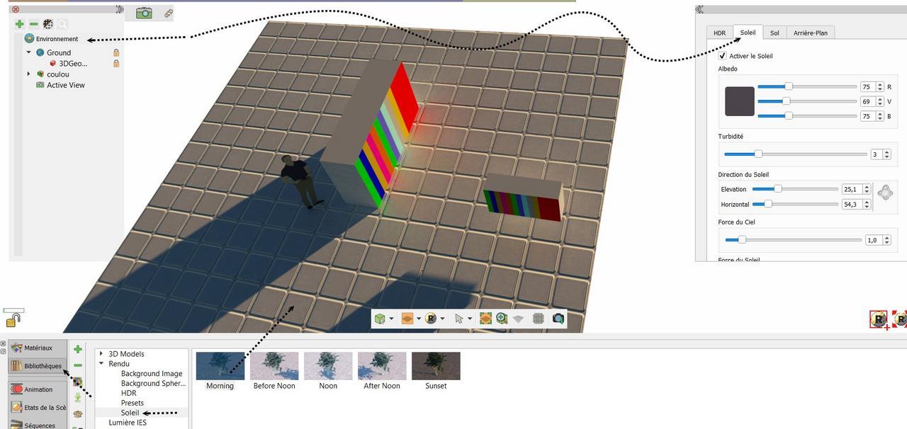 [ SKETCHUP ] Tut SimLab Composer Light pour SketchUp Simlab08