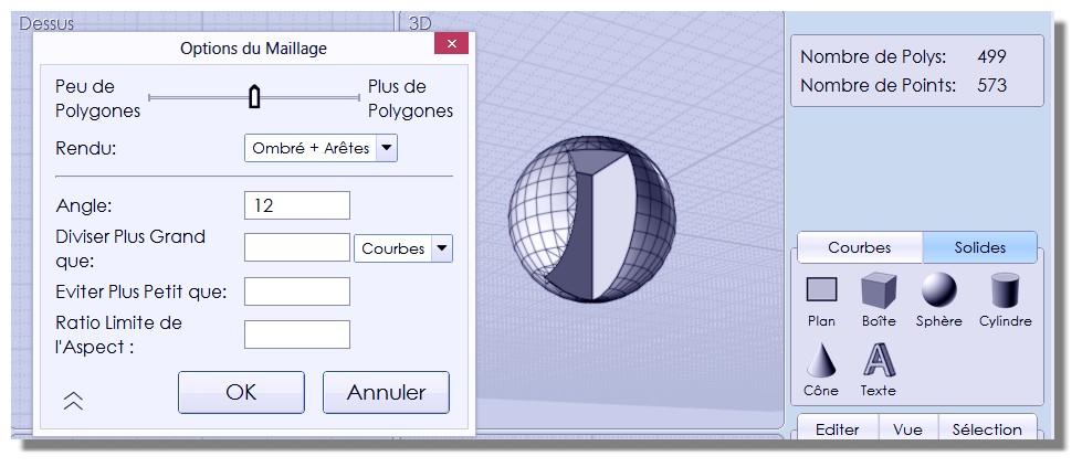 logiciel MOI3D - Page 11 Export