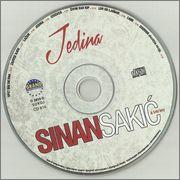 Sinan Sakic  - Diskografija  - Page 2 Sinan_Sakic_2014_Jedina_CD