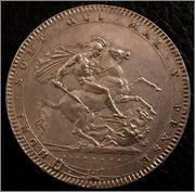 1 couronne George III Image