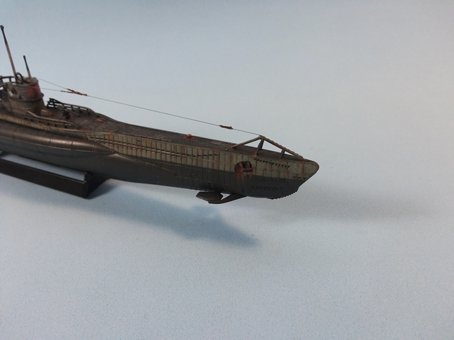 U-Boat Type VII C - Revell 1/350 U_Boat_42