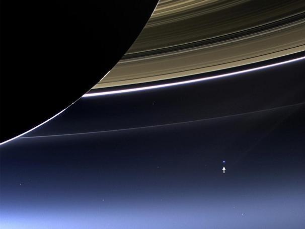 The Tumbleweed Suite Saturn_earth