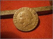 2 Centavos de Colombia  1955 PA020138
